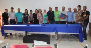 تقرير مركز لأشغال الندوة الصحفية لمهرجان فازاز الوطني للتراث الأمازيغي بإيموزار كندر