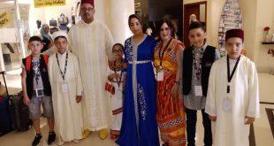 مشاركة الخبير المغربي محمد الحجاجي في مخيم البسمة التوعوي للأطفال المصابين بالسكري بدولة الإمارات تفعيل استراتيجي للدبلوماسية الموازية الخلاقة