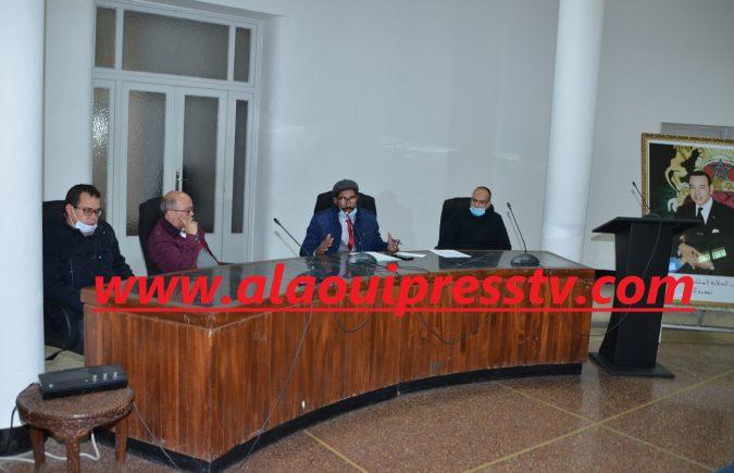 أرباب المدابغ بجهة فاس مكناس يجددون الثقة في السيد محمد الإدريسي رئيسا لجمعيتهم