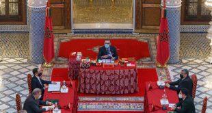المجلس الوزاري يصادق على 4 مشاريع قوانين تنظيمية مؤطرة للانتخابات العامة المقبلة ببلادنا