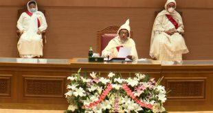 النص الكامل لكلمة الرئيس المنتدب للمجلس الأعلى للسلطة القضائية بمناسبة افتتاح السنة القضائية 2021