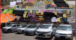المعلومات الدقيقة للديستي مكنت من توقيف شبكة إجرامية خطيرة تضم 16 شخصا من فاس وضواحي تاونات
